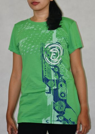 T-Shirt NAVEL FLASH TEE 1 dina_07_03