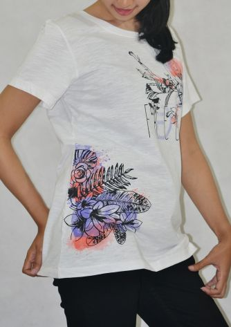 T-Shirt FANCY TEE 1 dina_11_03