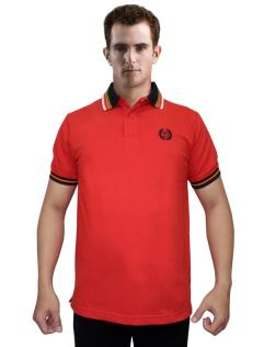 ELMORE POLO SHIRTRED