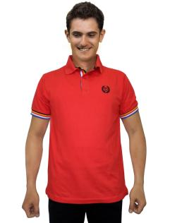 MARSHFIELD POLO SHIRTRED