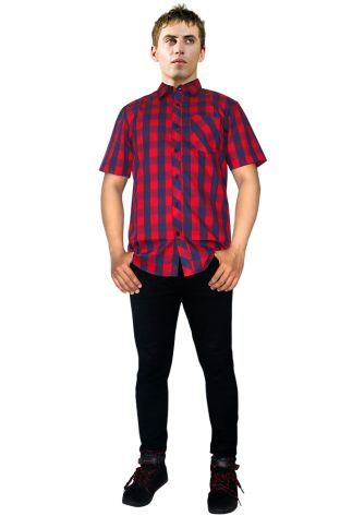 Shirt MEZON SHIRT 2 mezon_shirt__red__c