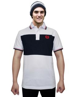 PEVERELL POLO SHIRTWHITE