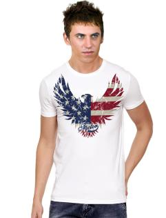 SPLASH EAGLE TEE